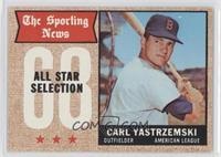 The Sporting News All Star Selection (Carl Yastrzemski)