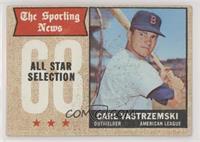 The Sporting News All Star Selection (Carl Yastrzemski) [PoortoFair]