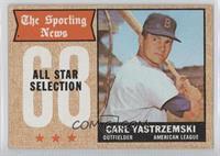 The Sporting News All Star Selection (Carl Yastrzemski) [GoodtoVG&#…