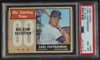 The Sporting News All Star Selection - Carl Yastrzemski [PSA 8 NMR…