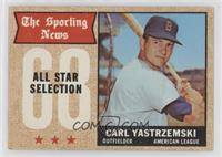 The Sporting News All Star Selection - Carl Yastrzemski [GoodtoVG&#…