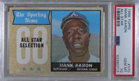 Hank Aaron [PSA 10 GEM MT]