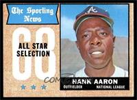 The Sporting News All Star Selection - Hank Aaron [VGEX]