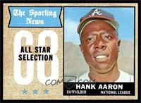 The Sporting News All Star Selection - Hank Aaron [EXMT]