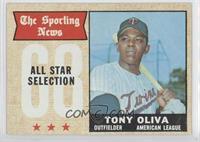 The Sporting News All Star Selection - Tony Oliva