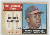 The Sporting News All Star Selection - Frank Robinson