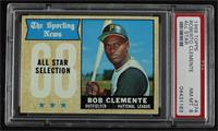 The Sporting News All Star Selection - Roberto Clemente [PSA 8 NMR…