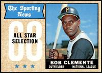 The Sporting News All Star Selection - Roberto Clemente [NM]