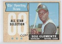 The Sporting News All Star Selection - Roberto Clemente
