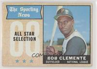 The Sporting News All Star Selection - Roberto Clemente [Poor to Fair]