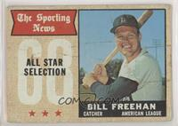 The Sporting News All Star Selection - Bill Freehan [PoortoFair]