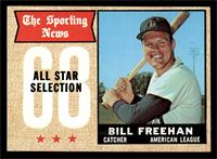 The Sporting News All Star Selection - Bill Freehan [EXMT]