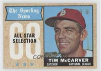 The Sporting News All Star Selection - Tim McCarver