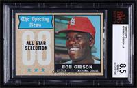 The Sporting News All Star Selection - Bob Gibson [BVG8.5NM‑M…