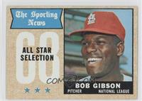 The Sporting News All Star Selection - Bob Gibson