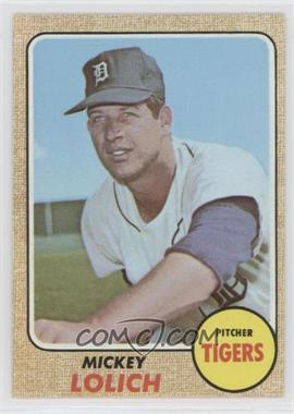 1968 Topps - [Base] #414 - Mickey Lolich