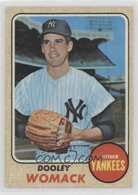1968 Topps - [Base] #431 - Dooley Womack [Altered]