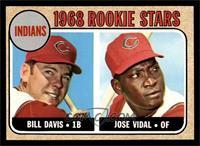 Bill Davis, Jose Vidal [NM]