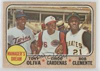 Manager's Dream (Tony Oliva, Chico Cardenas, Roberto Clemente) [Goodto&nb…