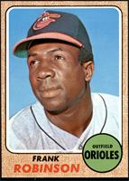 High # - Frank Robinson [NM MT]