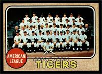 Detroit Tigers Team [EX MT]