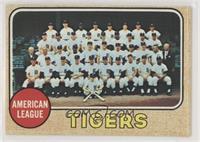 High # - Detroit Tigers Team