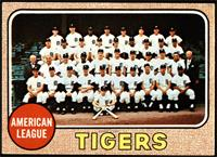 High # - Detroit Tigers Team [NM+]