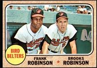 Bird Belters (Frank Robinson, Brooks Robinson) [NM]