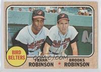 Bird Belters (Frank Robinson, Brooks Robinson) [PoortoFair]
