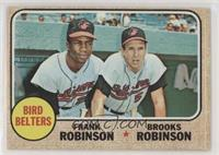 High # - Bird Belters (Frank Robinson, Brooks Robinson)
