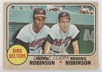 High # - Bird Belters (Frank Robinson, Brooks Robinson) [GoodtoVG&#…
