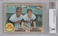 High # - Bird Belters (Frank Robinson, Brooks Robinson) [BVG 8 NMR…