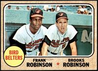 High # - Bird Belters (Frank Robinson, Brooks Robinson) [GOOD]