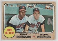 High # - Bird Belters (Frank Robinson, Brooks Robinson) [Good to VG&#…