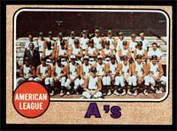 Oakland Athletics Team [VG]