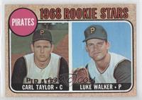 Carl Taylor, Luke Walker