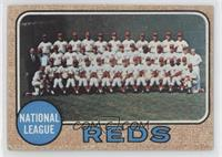 High # - Cincinati Reds Team [Poor to Fair]