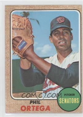 1968 Topps - [Base] #595 - Phil Ortega