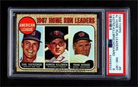 1967 AL Home Run Leaders (Carl Yastrzemski, Frank Howard, Harmon Killebrew) [PS…