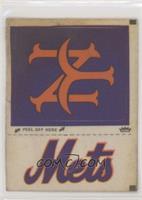 New York Mets Hat Logo (Dark Blue Background) [NoneGoodtoVG&#…