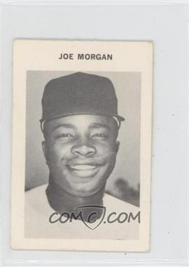 1969 Milton Bradley - [Base] #JOMO - Joe Morgan