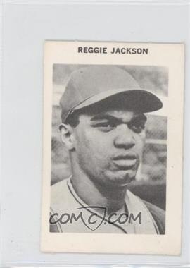 1969 Milton Bradley - [Base] #REJA - Reggie Jackson