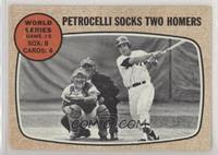 World Series Game 6 (Petrocelli Socks Two Homers) [NoneGoodto…