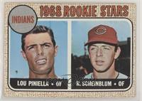 Lou Piniella, Richie Scheinblum [PoortoFair]