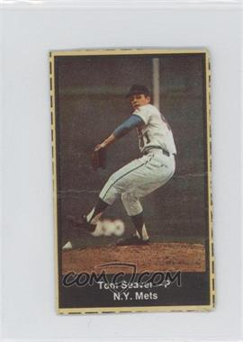 1969 Nabisco Team Flakes - [Base] #TOSE - Tom Seaver [Good to VG‑EX]