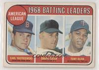 American League Batting Leaders [GoodtoVG‑EX]