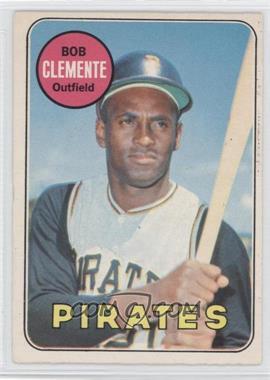 1969 O-Pee-Chee - [Base] #50 - Roberto Clemente