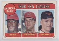 American League E.R.A. Leaders [Good to VG‑EX]
