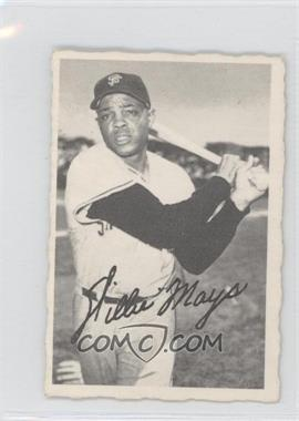 1969 O-Pee-Chee - Deckle Edge #WIMA - Willie Mays