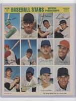 Rico Petrocelli, Brooks Robinson, Rich Rollins, Danny Cater, Mike Epstein, Jake…